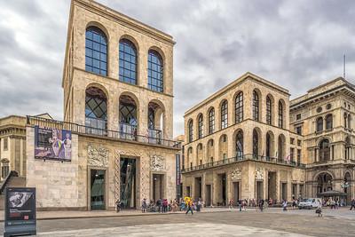 Museo Arengario, Milan