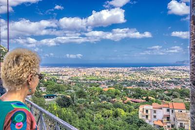 Monreale - Palermo vally