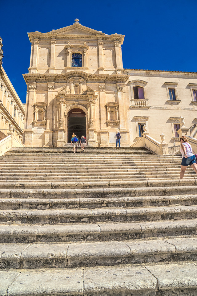 Church of Saint Francis of Assissi, Noto