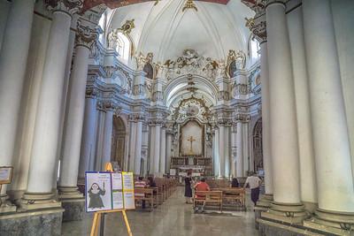 Chiesa Santa Chiara or Saint Clare