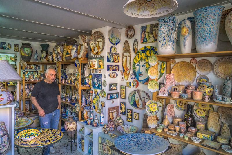 Pottery town - San Stefano