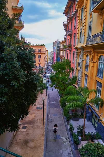 Naples - a walk around