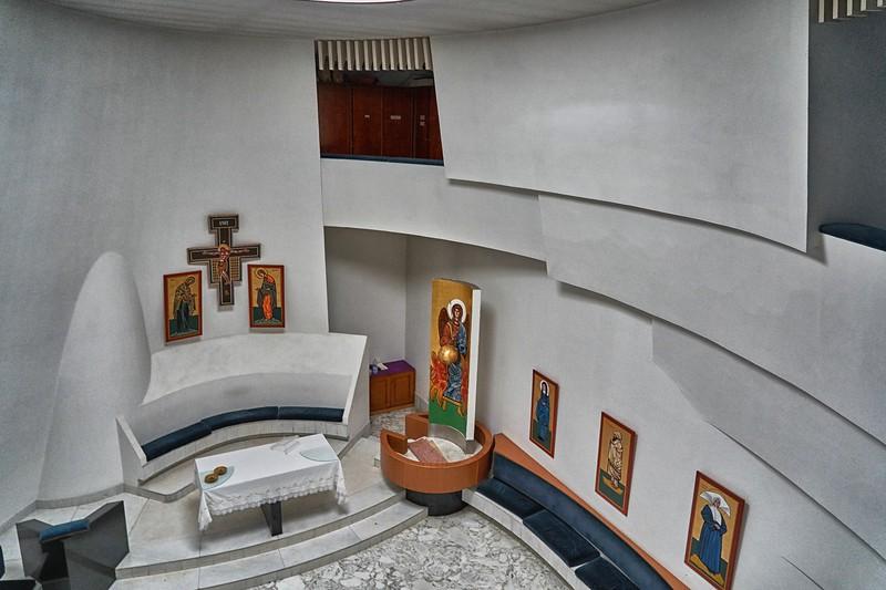 The Casa Tolentino Chapel