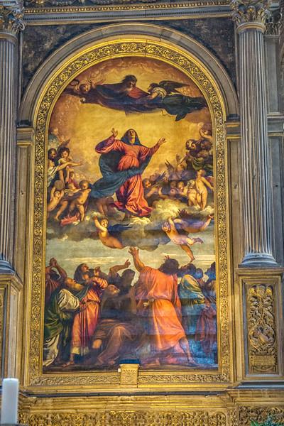 Around the Basilica dei Frari