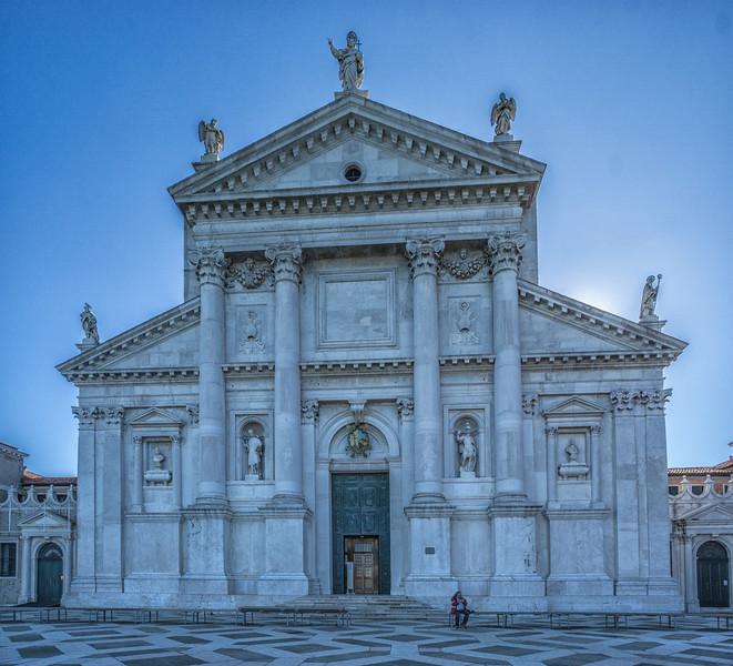 Around the Chiesa di San Giorgio Maggiore