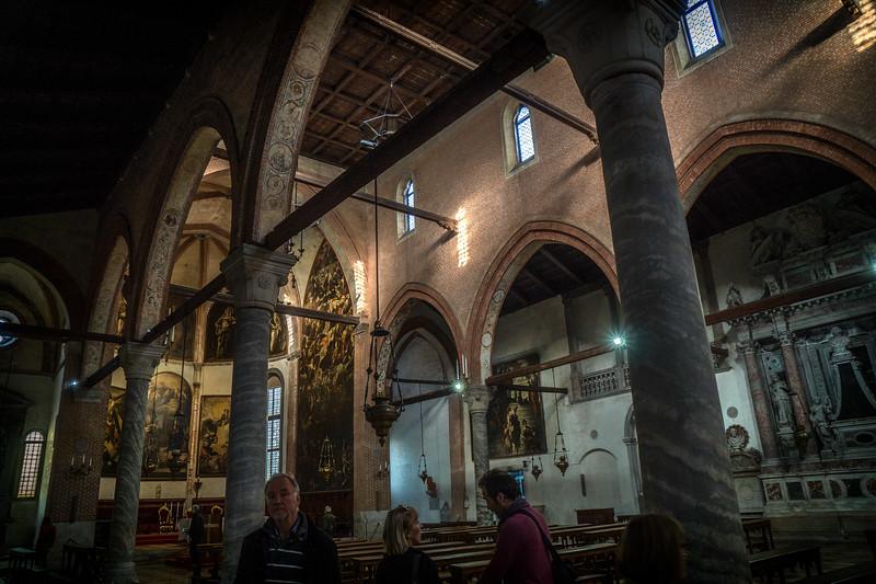Church of madonna dell'Orto