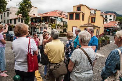 Around Funchal