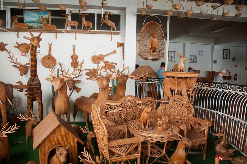 Basketry Centre, Camacha