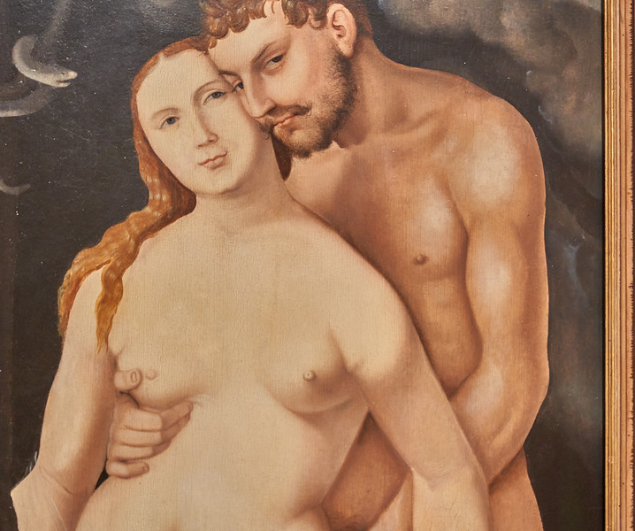 In the Museo Nacional Thyssen-Bornemisza