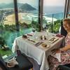 At the Restaurant Mirador de Ulia