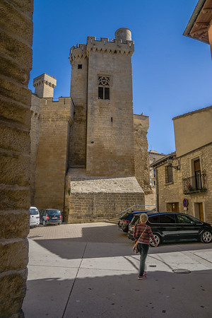 Around Olite