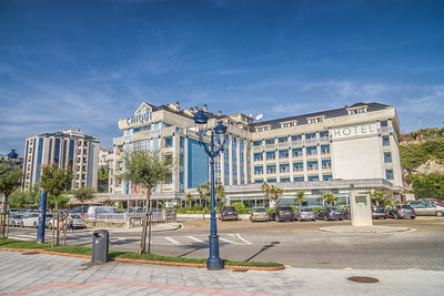 Chiqui Hotel, Santander