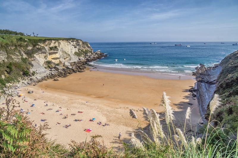 Playa des Matalenas, Santander