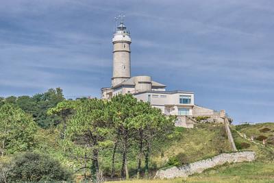 Near the Faro de Cabo Mayor
