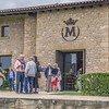 At the Marques de Murrieta Vieyard and Winery