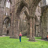 At Tintern Abbey