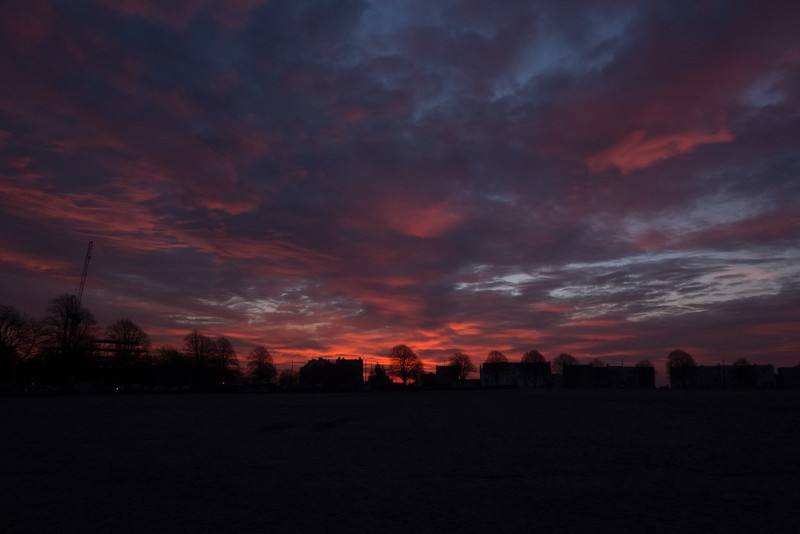 Durdham Down Dawn