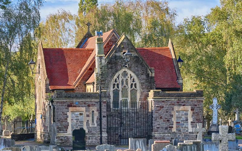 Autumn Walk - Stoke Bishop to Sea Mills