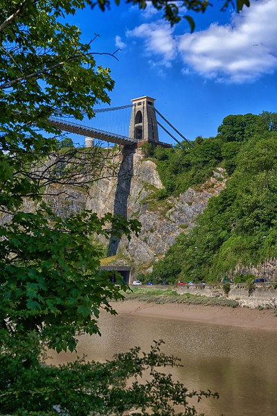 Under the Suspension Bridge Walk