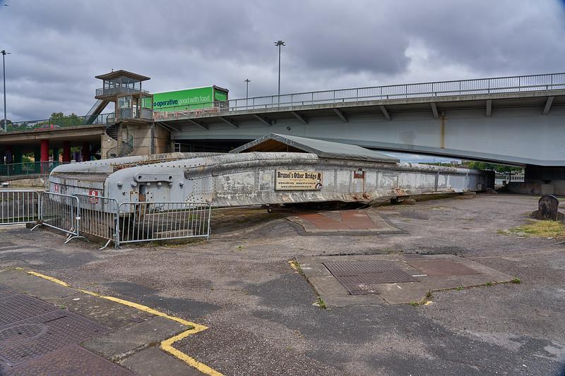 "Brunel's Swivel Bridge - his ""Other Bridge"""