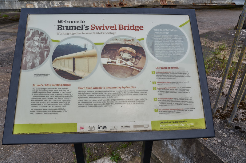 "Brunel's Swivel Bridge - his ""Other Bridge"""