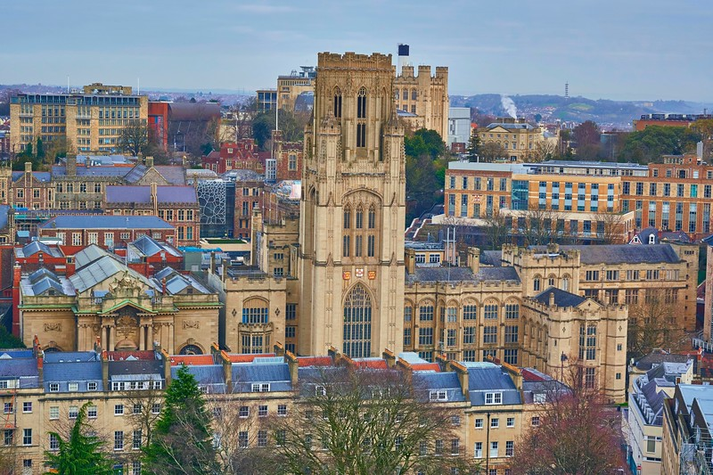 Wills Building, Bristol University
