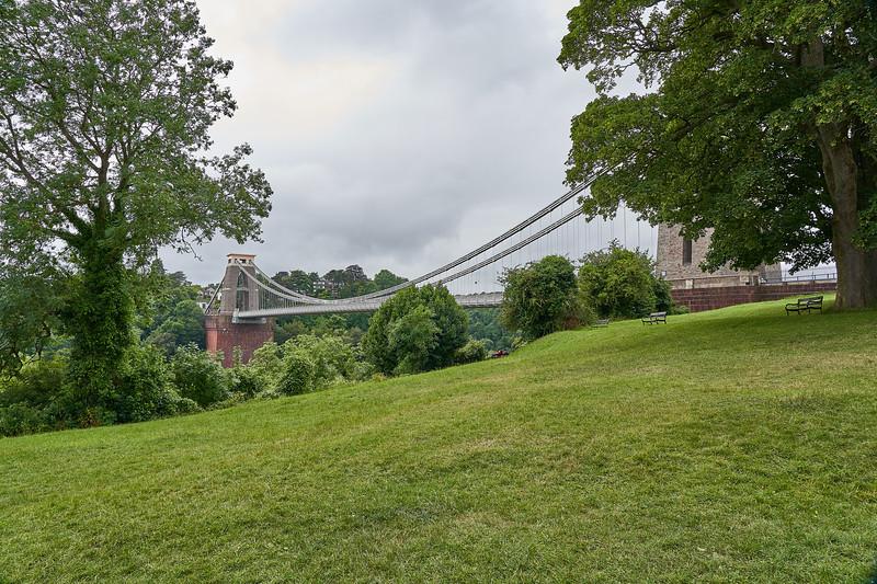 Views of Brunel's Suspension Bridge
