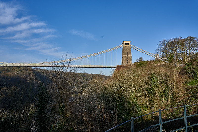 Avon Suspension Bridge