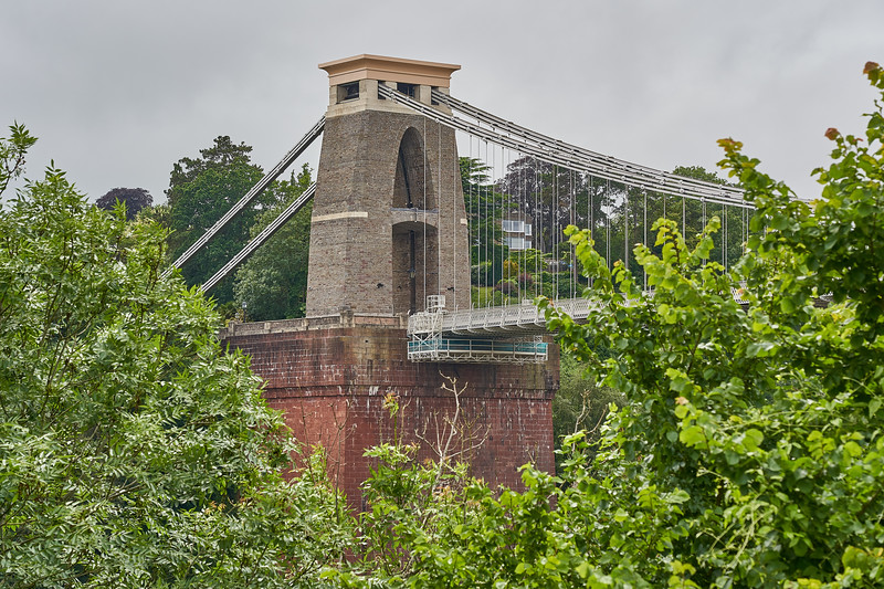 Views of Brunel's Suspension Bridge
