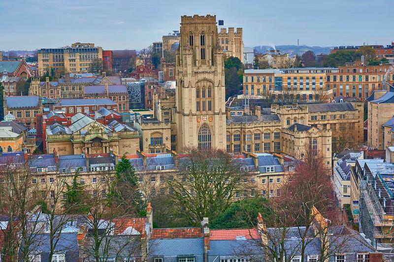 Wills Building, Bristol University