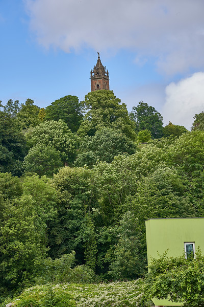 Cabot Tower on Brandon Hill