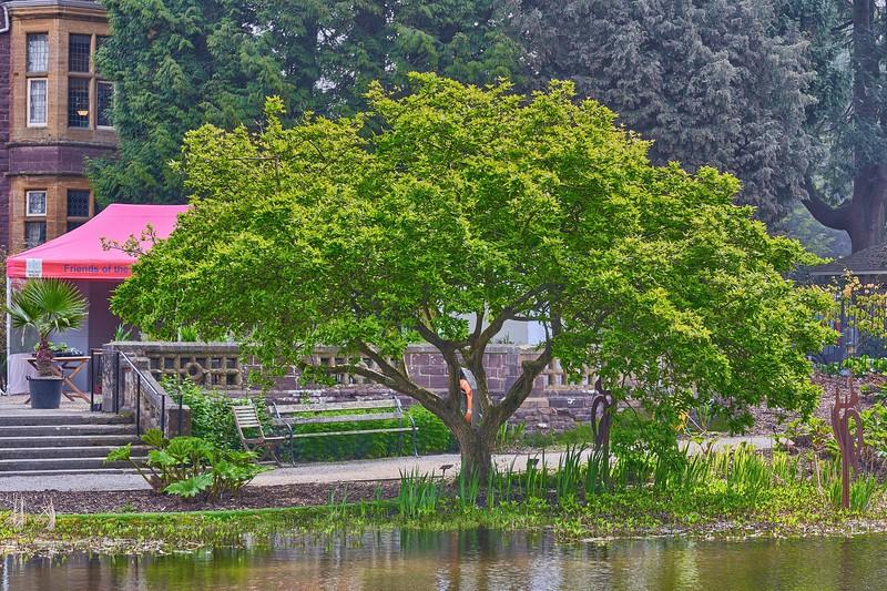 Bristol University Botanic Garden