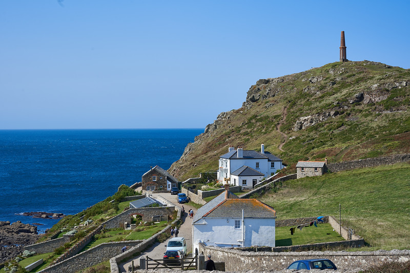 Around Cape Cornwall