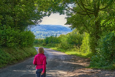 Cleeve Woods Walk
