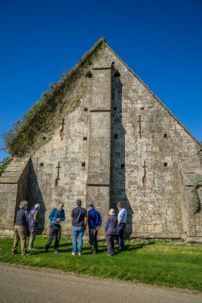 Doulting Manor Tithe Barn