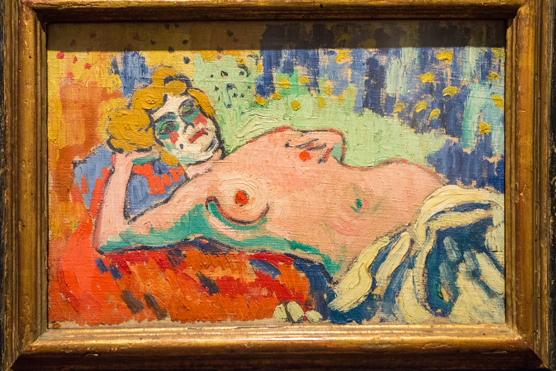 Reclining Nude (1905)