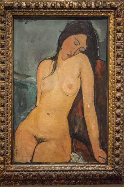 Female Nude (~1916)