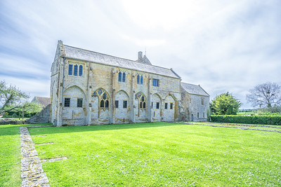 Muchelney Abbey