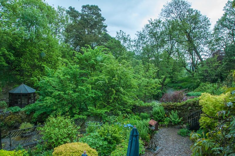 Garden at Fawcett Mill Field