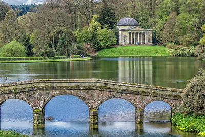 Stourhead House and Gardens