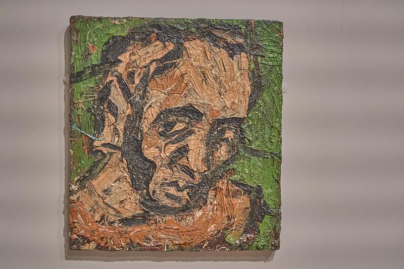 Self Portrait II 1972