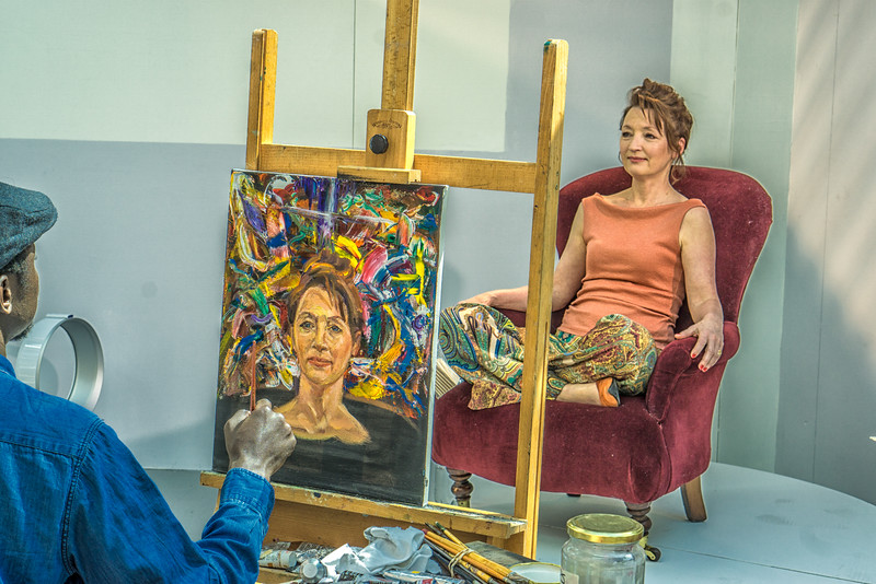 Sky Arts Portrait Painter of the Year Competition