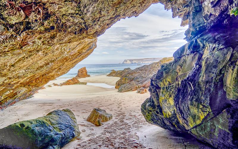 Ceannabeinne Beach
