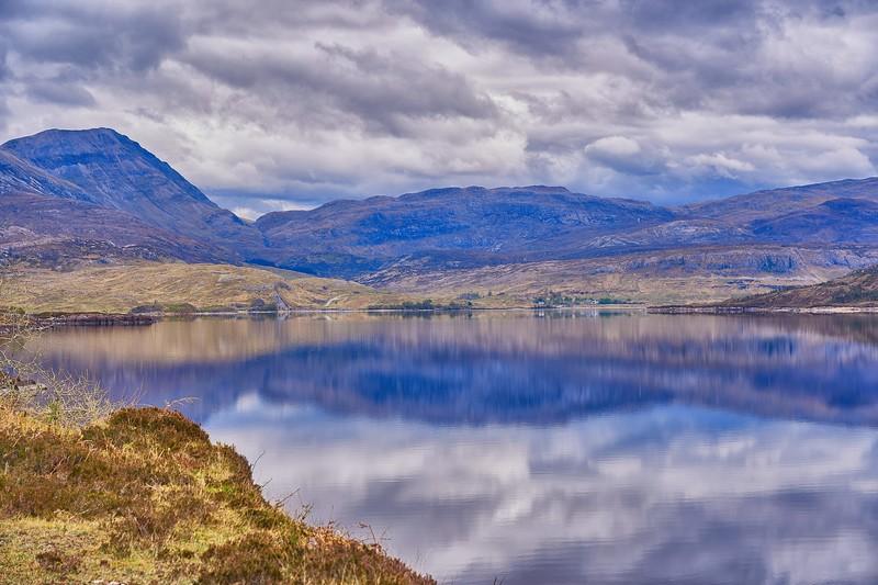 On Loch Assynt