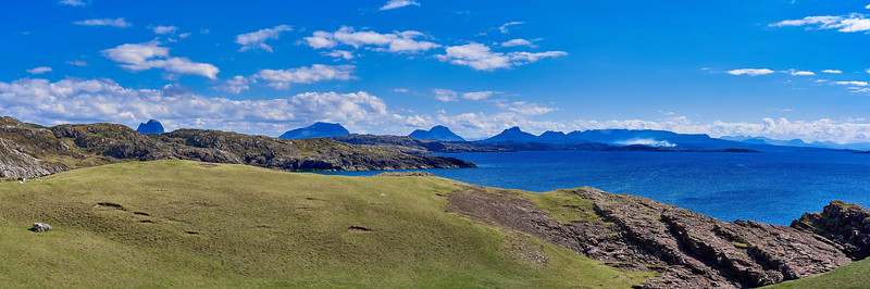 Clachtoll - Panorama