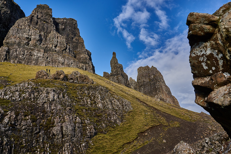 The Quirang and trotternish