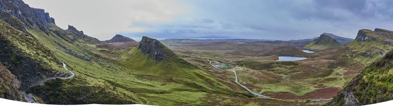 Trotternish Panorama
