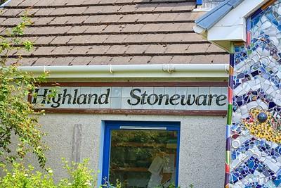 Near Ullapool - Highland Stoneware, Ullapool