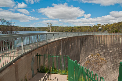 At the Whispering Dam