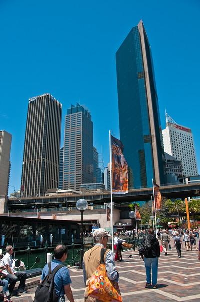 Sydney downtown